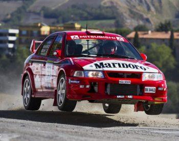 Rally Legend a San Marino