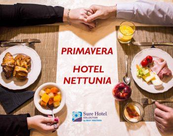 Primavera all'Hotel Nettunia