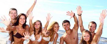 Vacanze e  pacchetti Economici  per Giovani